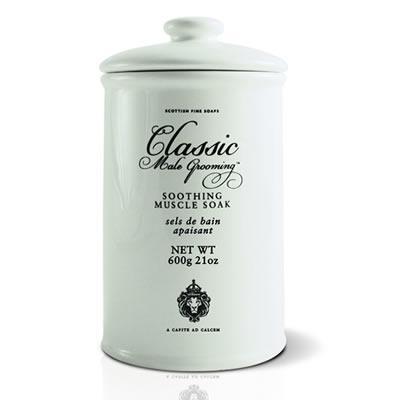 """Stai acasa"" Luxury Clasic Male - Scottish Fine Soaps 0"