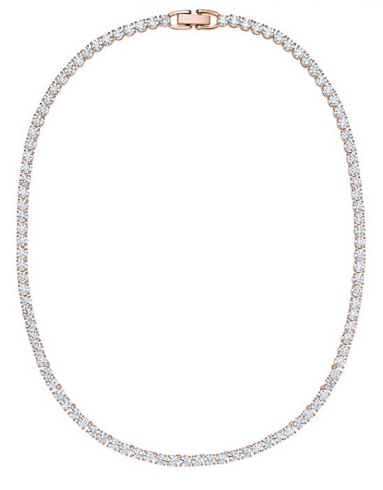 Colier Borealy Small Diamonds Tennis Gold 0