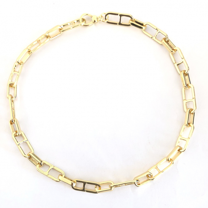 Colier Chain Gold 0
