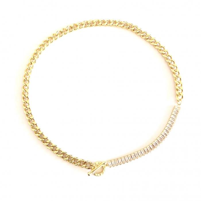 Colier Chain & Tennis Gold [1]