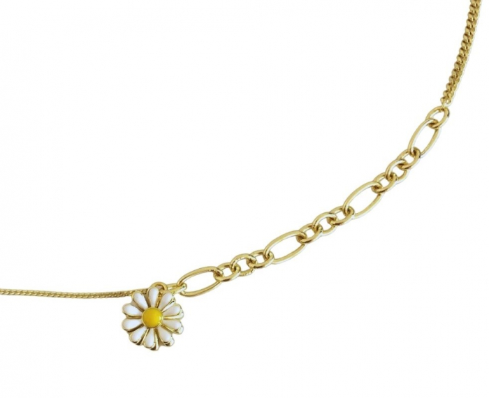 Colier Chain Gold Summer [1]