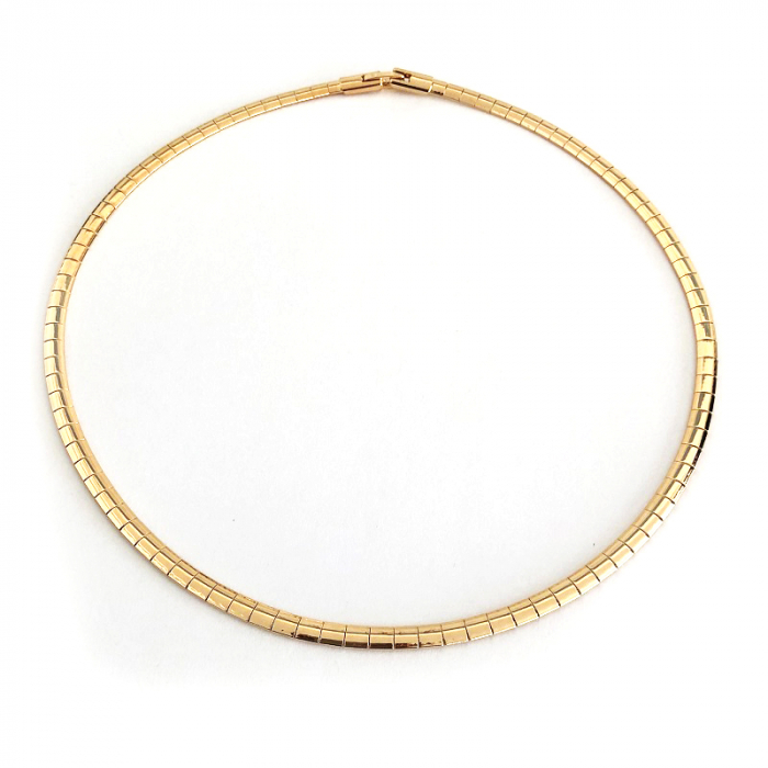 Colier Snake Chain Gold [0]