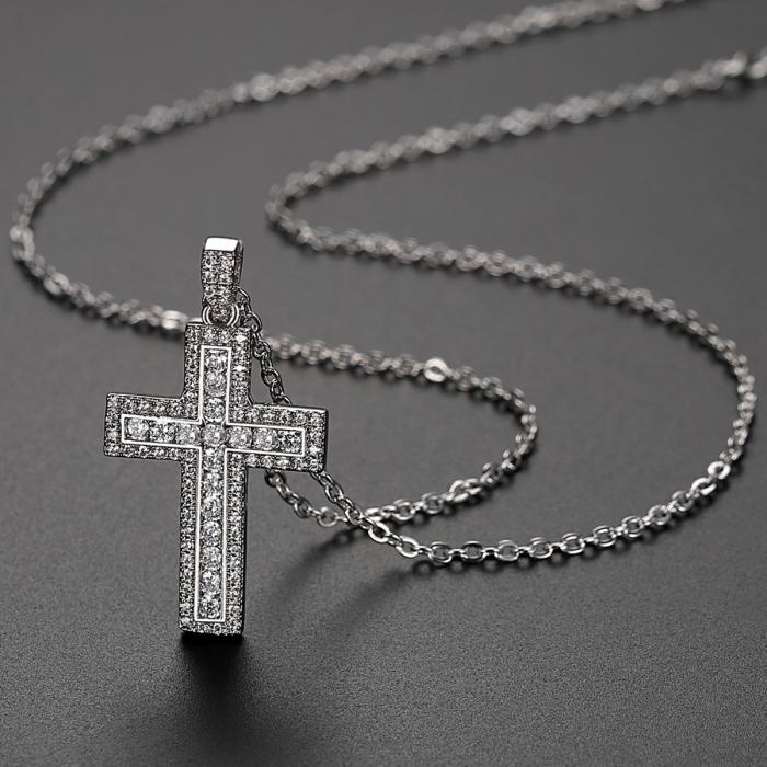 Colier Cross Elegant [2]