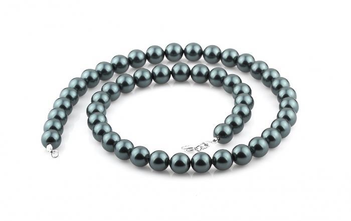 Colier Perle Negre Caviar Naturale de Cultura-big