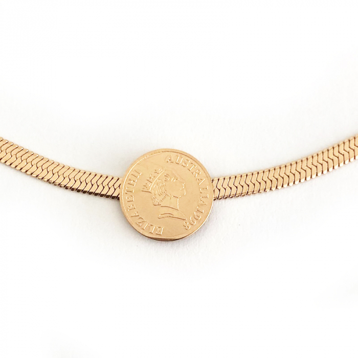 Colier Elisabeth Snake Chain [1]