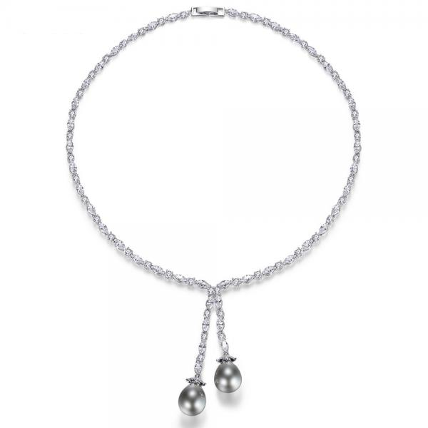 Colier Vintage Bal Perle by Borealy-big
