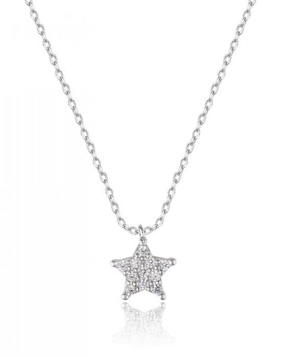 Colier Borealy Argint 925 Shining Star 0