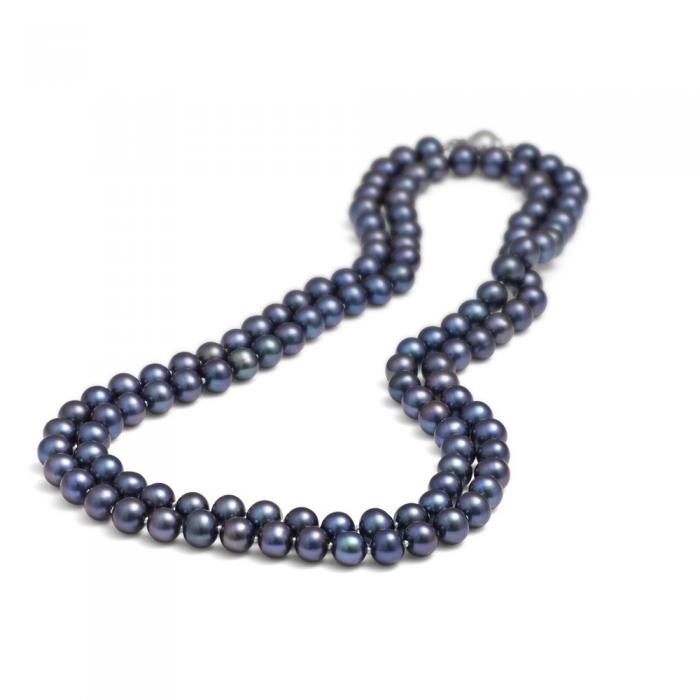 Black Magic Long Pearls Shell 0