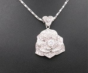 Luxury Rosa Set Cercei Borealy Colier Si Inel 8