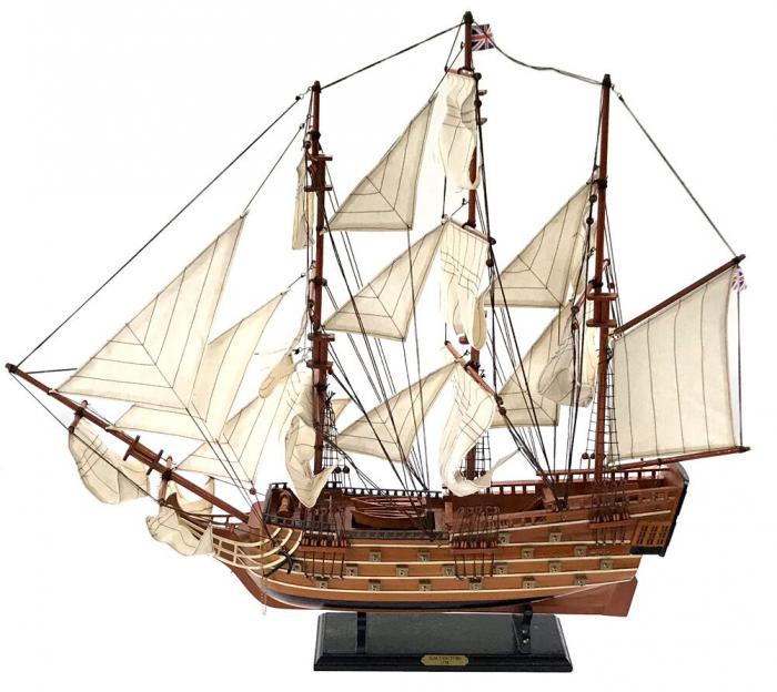 Corabie H.M.S. VICTORY 1778  (73 cm) [0]
