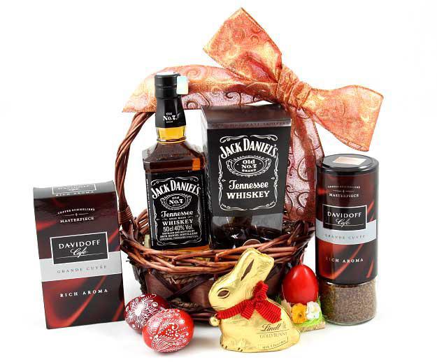 Jack Daniels Luxury Gift Basket-big