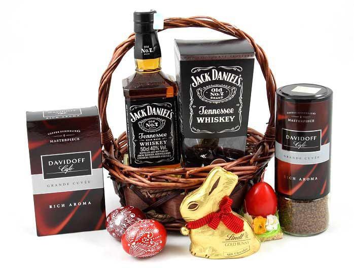 Jack Daniels Luxury Gift Basket 1