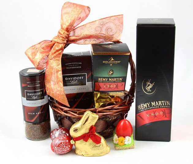 Remy Martin Luxury Gift Basket 0