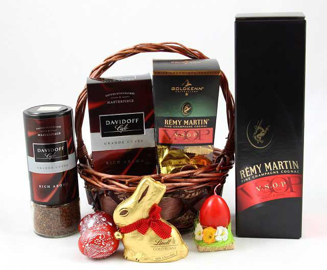Remy Martin Luxury Gift Basket 1