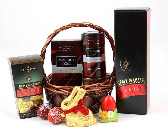Remy Martin Luxury Gift Basket 2