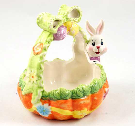 Cos Cadou Ferrero Ceramic Gift Basket 2