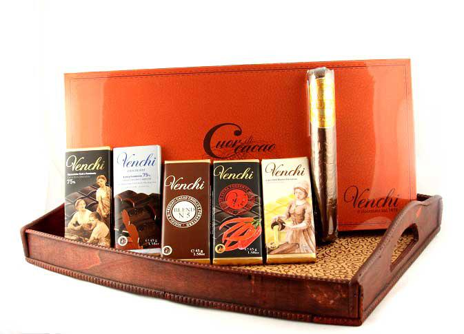 Luxury Sweet Gift By Venchi-big