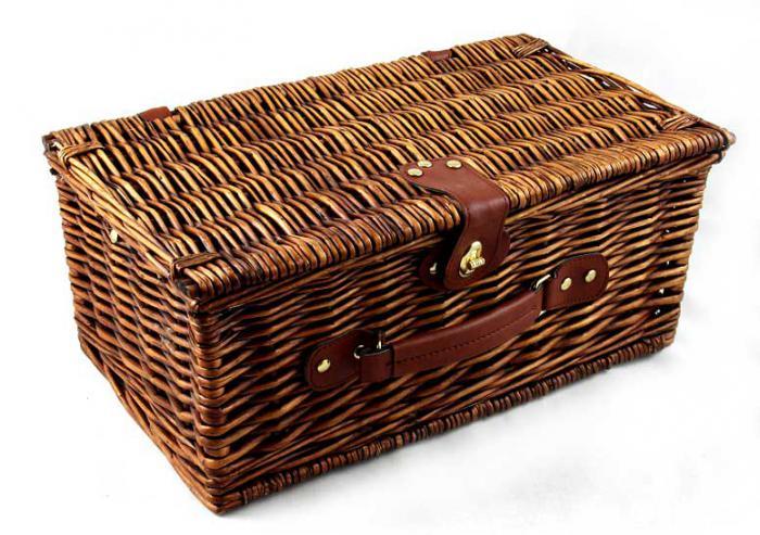 Coş picnic 4 persoane Carpaţi 2