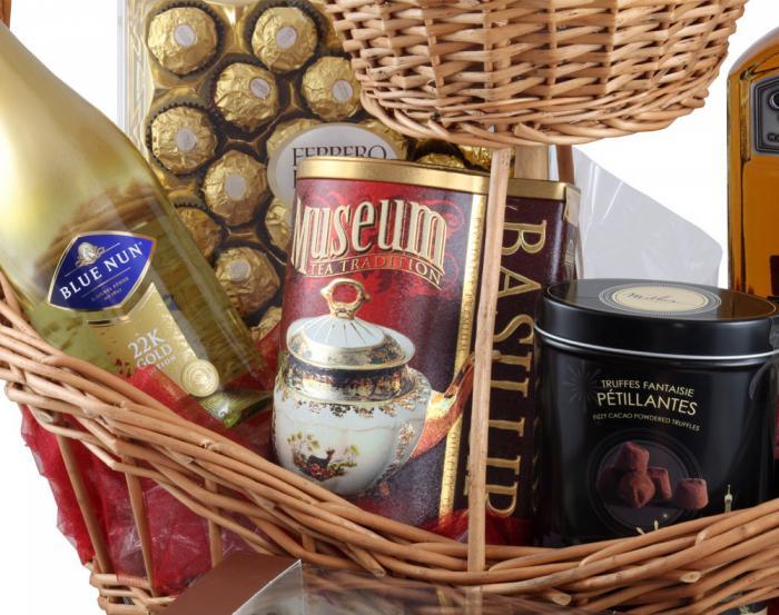 Coş de Paşte Luxury Easter Selection, cu Trufe de Padure-big
