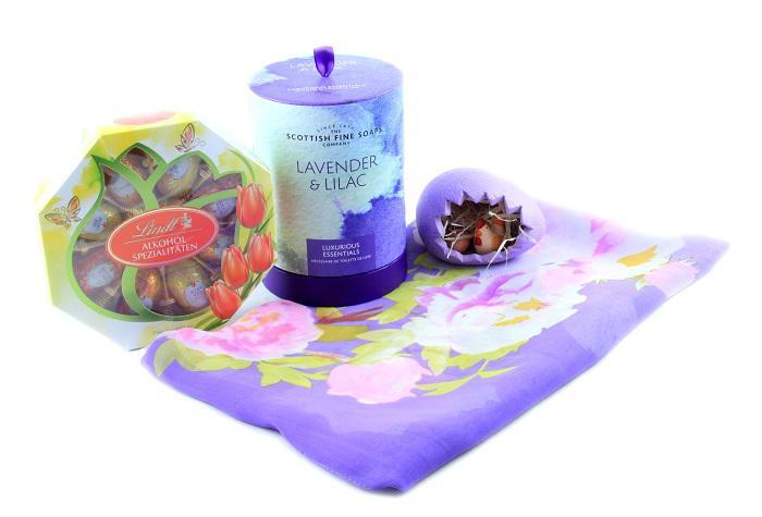 Lavander & Lilac Easter Gift Set 0