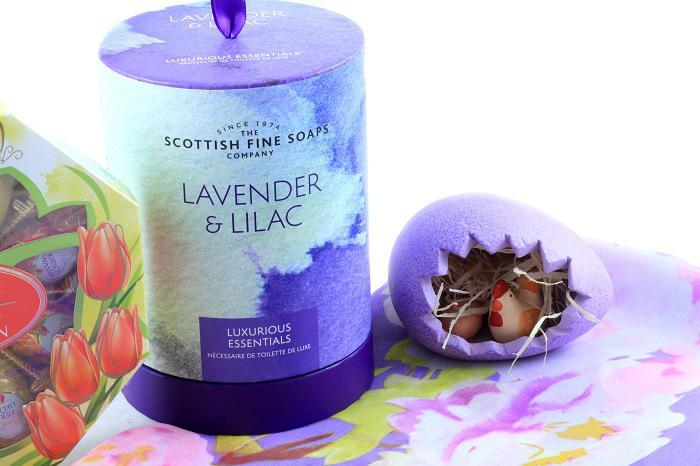 Lavander & Lilac Easter Gift Set 2