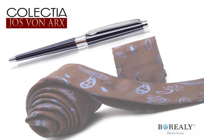 Pix Jos von Arx & Set Cravata cu Batista 11