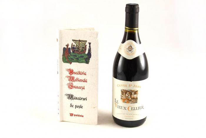 Cadou Bucătărie Medievală Franceză & Le Vieux Cellier 0