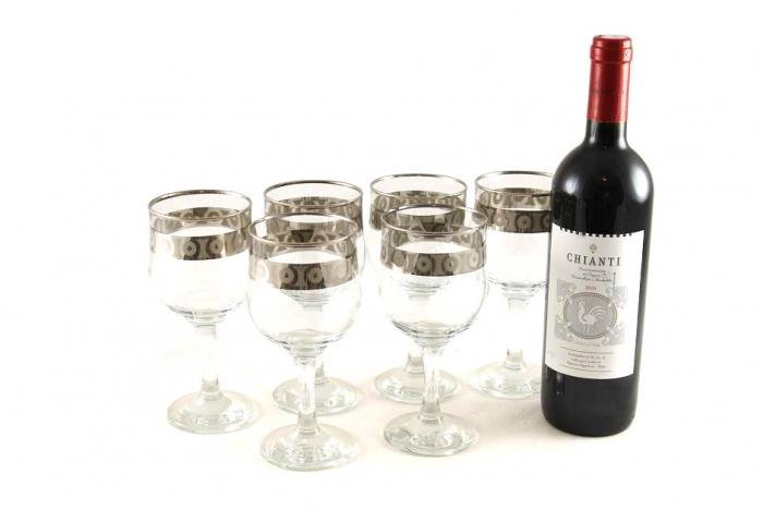 Platinum Pahare Vin & Chianti 0