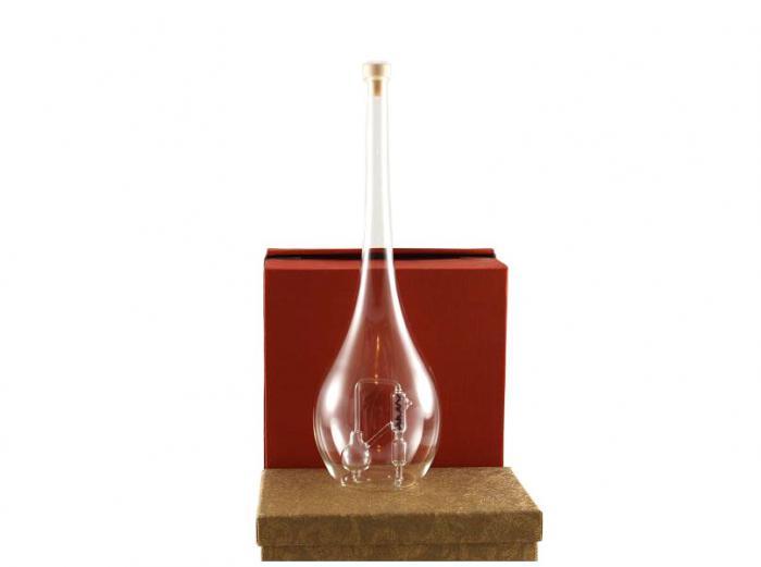 Sticlă Specială cu Alambic pentru Ţuică - Sticla Lucrata Manual-big