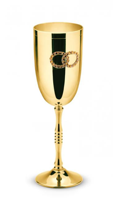 Fluet Champagne Gold by Chinelli - Made in Italy 2