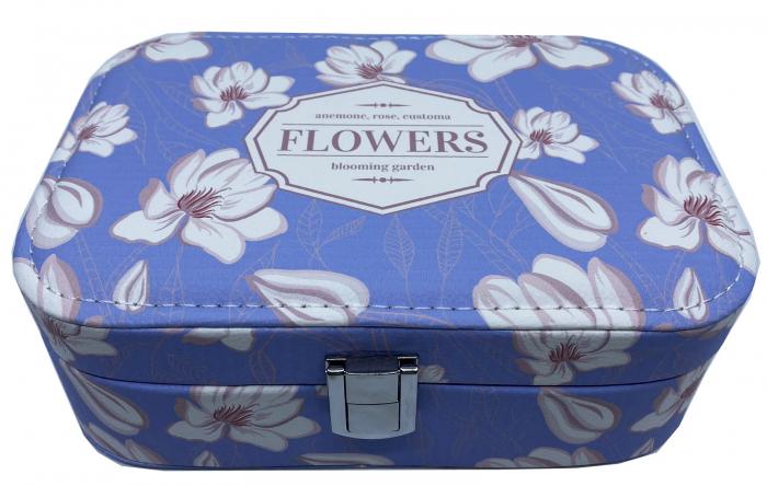 Cutie Bijuterii Blue Flowers 0