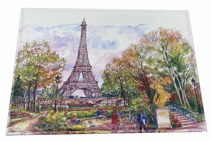"""Cutia de Bijuterii """"Turnul Eiffel"""" 3"""