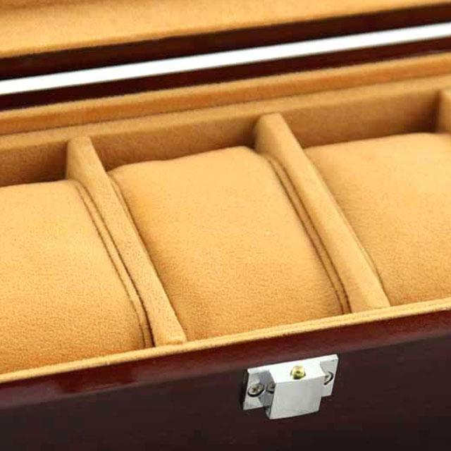 Cutie 5 ceasuri lemn Luxury-big