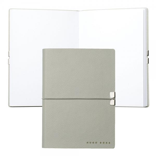 Set Cutie 6 Ceasuri Black & White si Note Pad Grey Hugo Boss 11