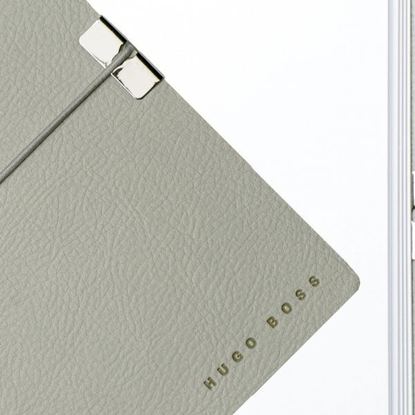Set Cutie 6 Ceasuri Black & White si Note Pad Grey Hugo Boss 6