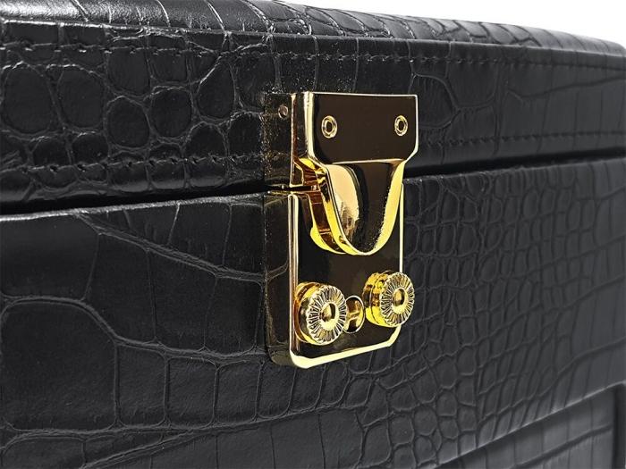 Cutie Bijuterii Croco Black by Borealy-big