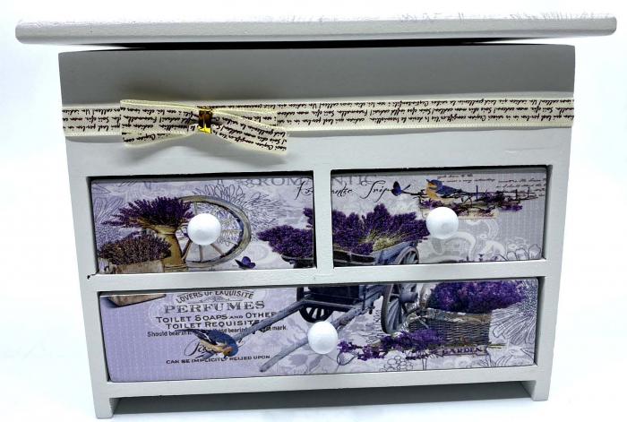 Cutie de Bijuterii Lavender [1]