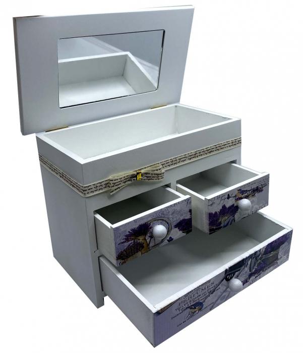 Cutie de Bijuterii Lavender [0]