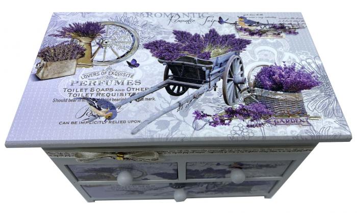 Cutie de Bijuterii Lavender [2]