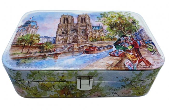 Cutie de bijuterii Notre-Dame 0