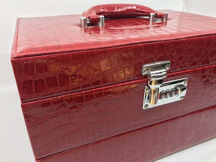 Cutie pentru Ceasuri si Bijuterii Croco D'une by Borealy 8