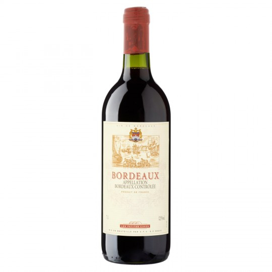 Cutie Vin Black cu 4 Accesorii Bordeaux-big