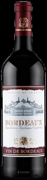 Cutie Vin Passion For Wine & Vin Bordeaux rosu, sec [4]