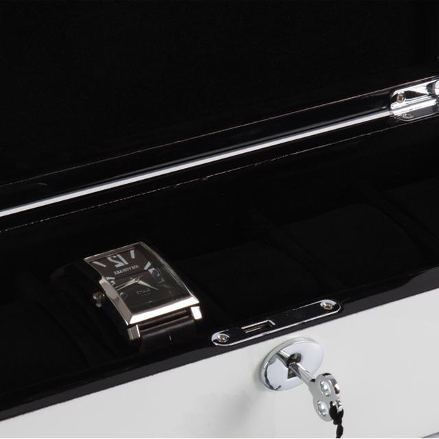 Set Cutie 6 Ceasuri Black & White si Note Pad Grey Hugo Boss 5