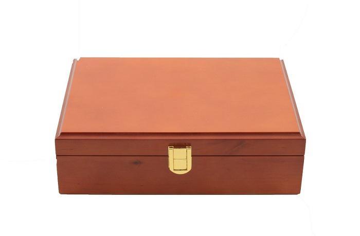 Cutie ceasuri Wooden Luxury for 8 watches 2