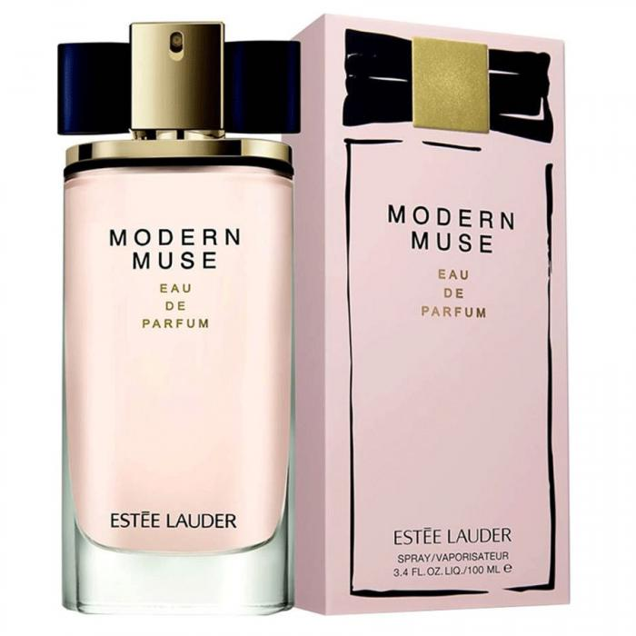 Dantelle Organza Pink Colier by Borealy & Estee Lauder Modern Muse 1
