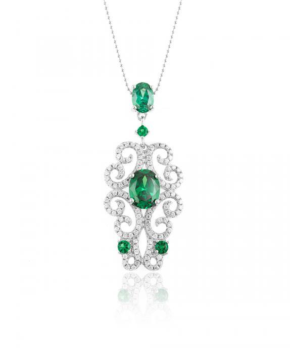 Dantelle Emerald Set by Borealy 1