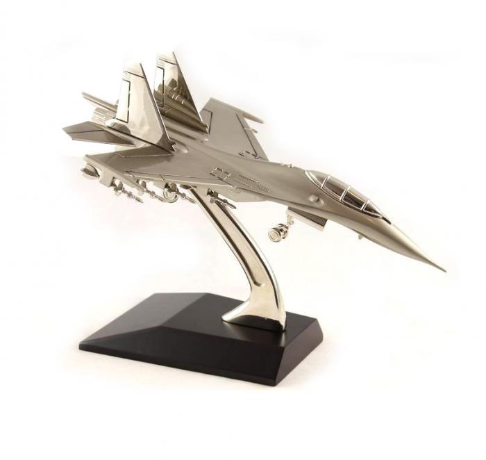 Decorațiune Avion Vânătoare Amiral Desk 0