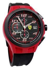 Ceas Luxury Scuderia Ferrari Chronograph 0