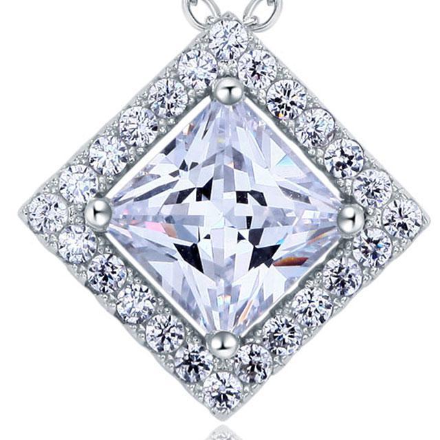 Colier Borealy Argint 925 Diamonds Princess 1